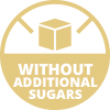Without additional sugars