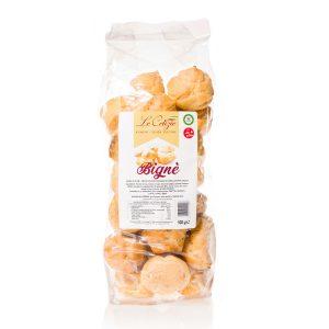 Bigne senza glutine