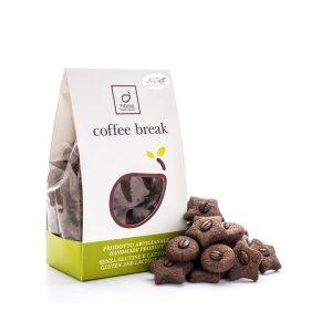 Coffe break biscotti senza glutine