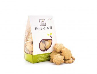 Fiore di Teff biscotti senza glutine