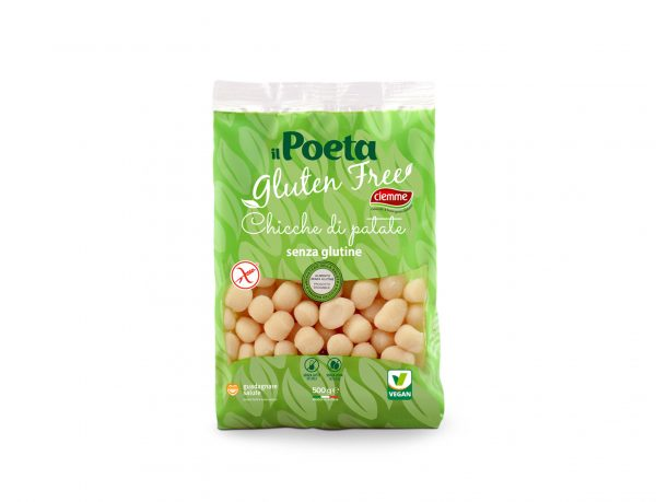 chicche di patate senza glutine