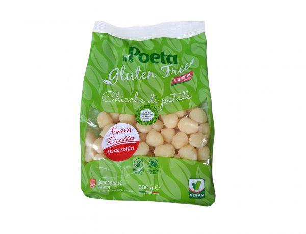 gnocchi di patate senza glutine lattosio