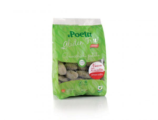 gnocchi di patate agli spinaci gluten free