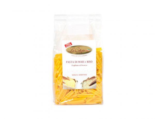 Capricci pasta di mais e riso senza glutine