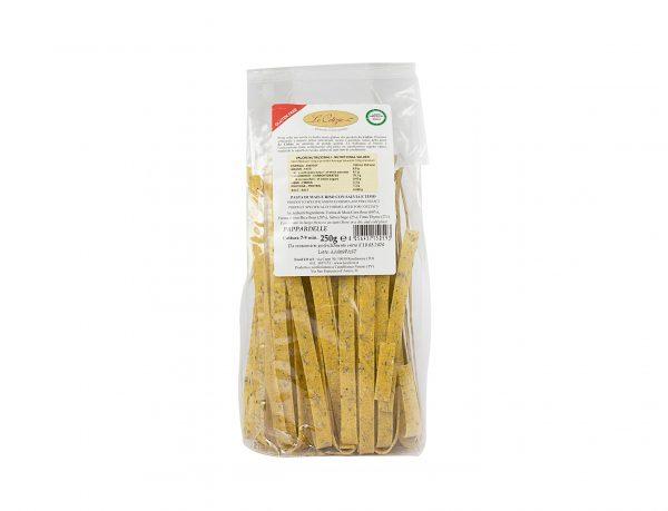Pasta di Mais e Riso con Salvia e Timo senza glutine
