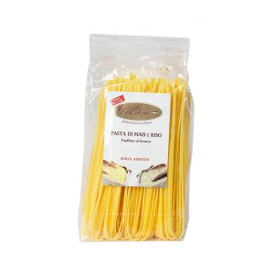 Tagliolini pasta di mais e riso senza glutine