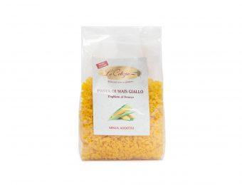 Gemme pasta di mais giallo senza glutine