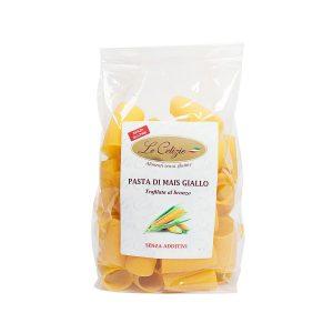 Paccheri pasta di Mais Giallo senza glutine