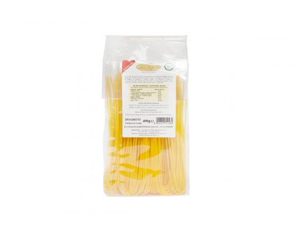 Spaghetti Pasta Di Mais Giallo senza lattosio