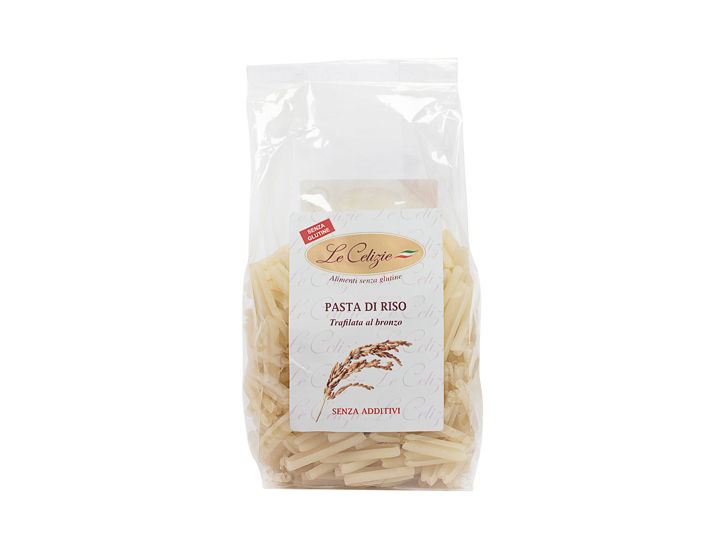 caprici pasta di riso senza glutine
