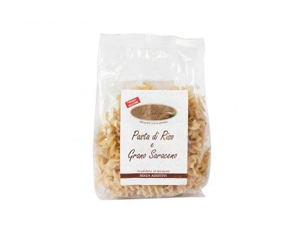 Pasta di Riso e Grano Saraceno senza glutine