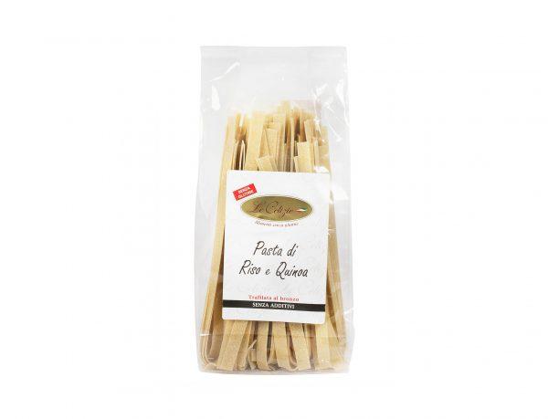 Pasta di Riso e Quinoa Pappardelle senza glutine