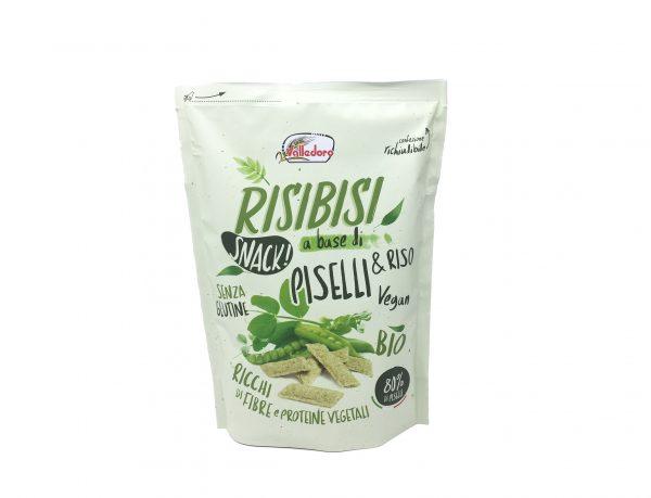 Risibisi Piselli BIO gluten free