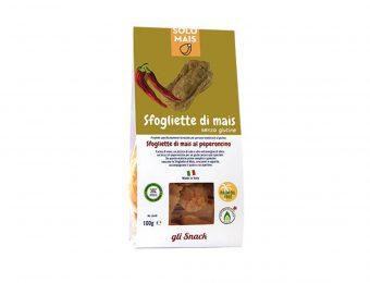 Sfogliette Di Mais Peperoncino gluten free