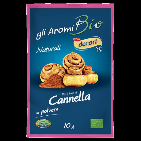 Biscotti con cannella senza glutine