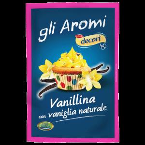 aromi per dolci vaniglia senza lattosio