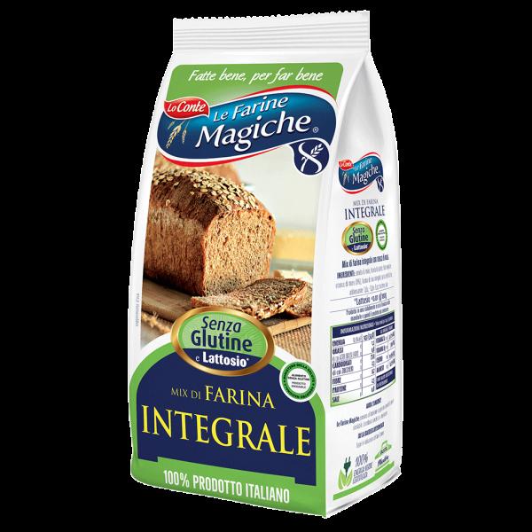 Mix di farina Integrale gluten free