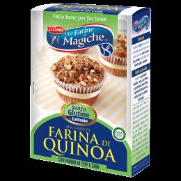Farina di Quinoa per celiaci