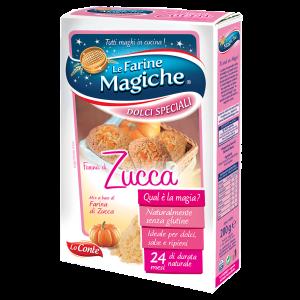 Farina di Zucca senza glutine