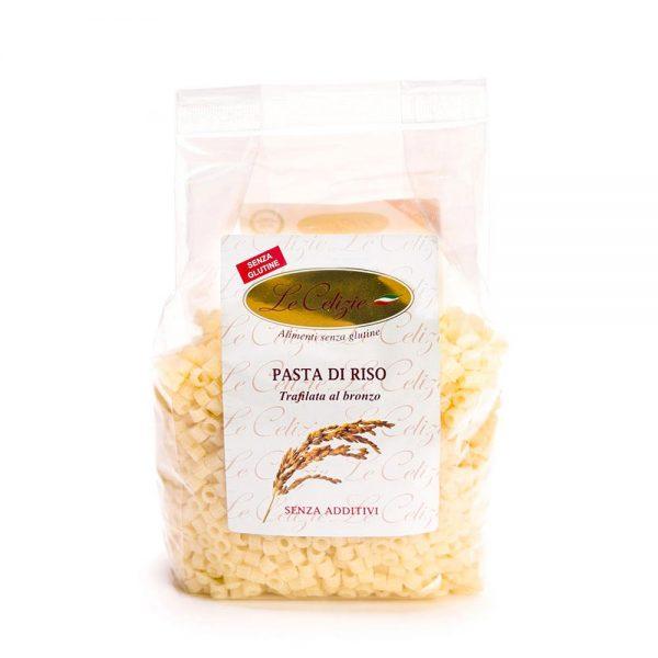 Pasta di riso senza glutine
