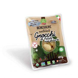 Gnocchi di patate bio senza glutine