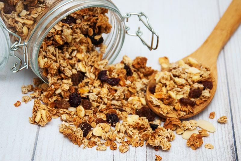 Idee per una colazione super sprint senza lattosio