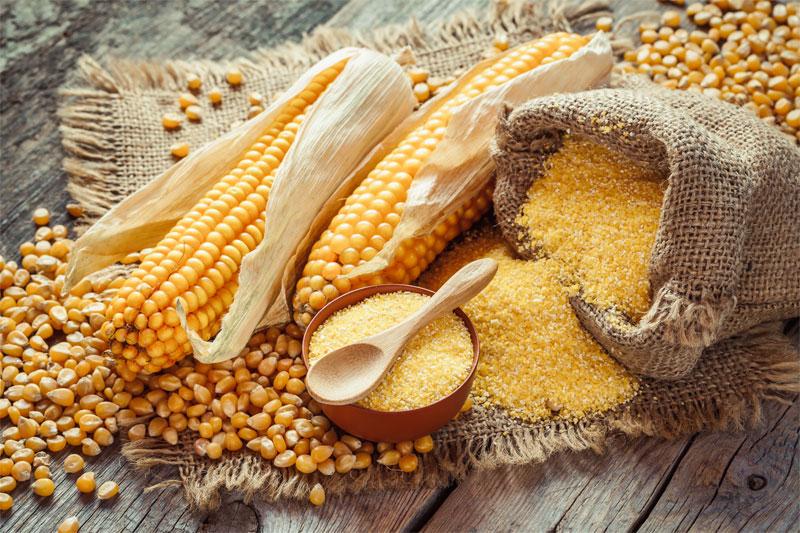Farina di mais per pasticceria: come utilizzarla